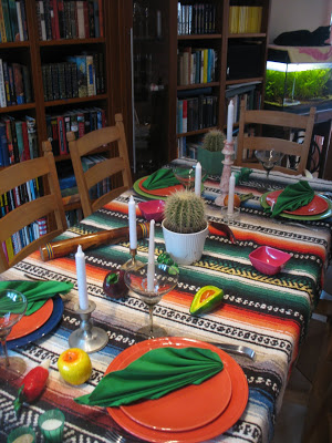 Viva La Tablescape