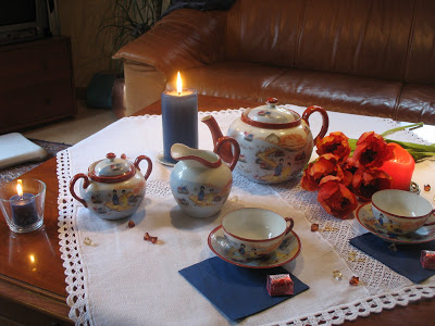 Tea for Two on Tablescape Thursday!