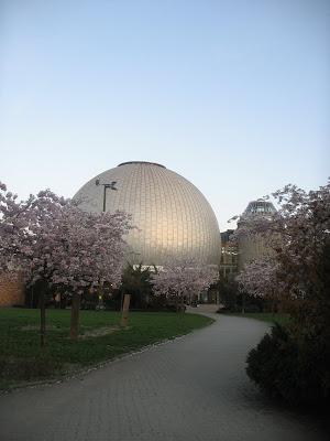 Berlin´s very own Planetarium