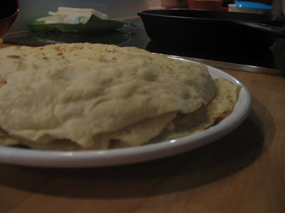 I´m in love with these tortillas!