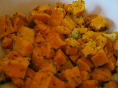 Another take on Sweet Potatoes