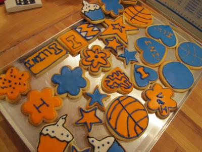 Cookies for my godchild