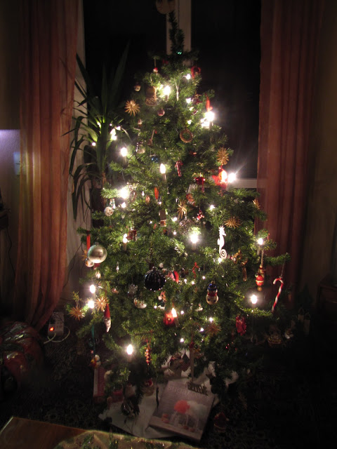 Our Christmas Tree and Traditions