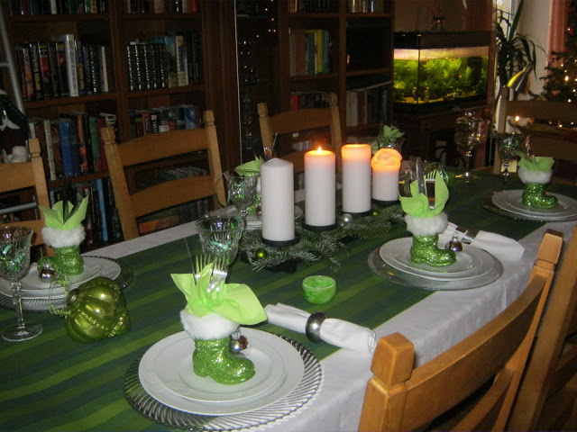 I´ll have a green Christmas….