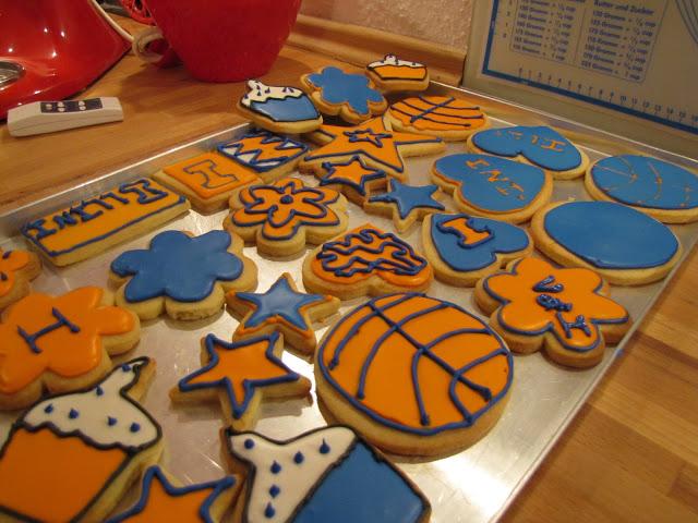 Cookies, Kekse,Galletas…..