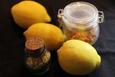 When life hands you lemons……you make Lemon Zest!