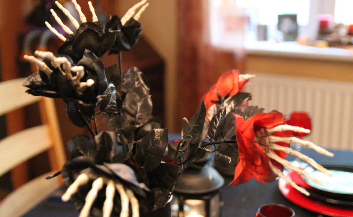 Just one more Halloween Tablescape