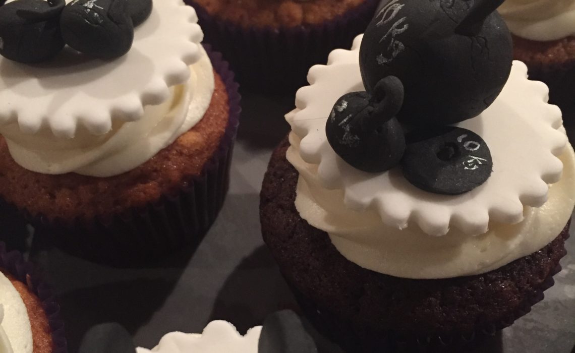 Cupcakes……vegan style