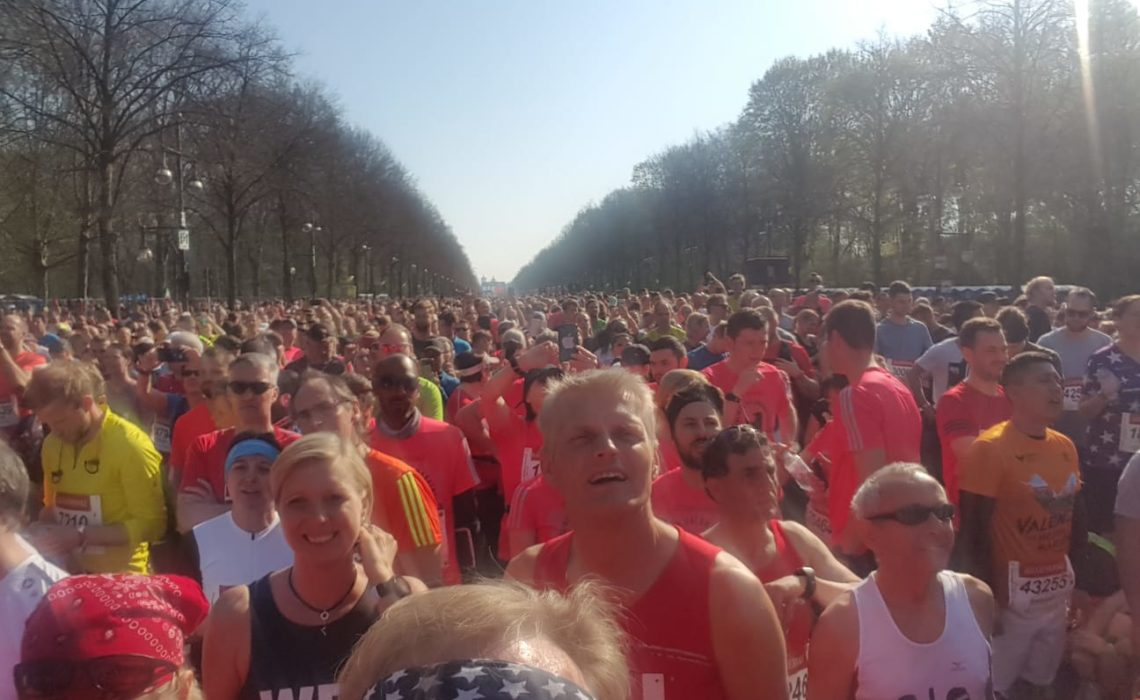 Half Marathon Berlin 2019