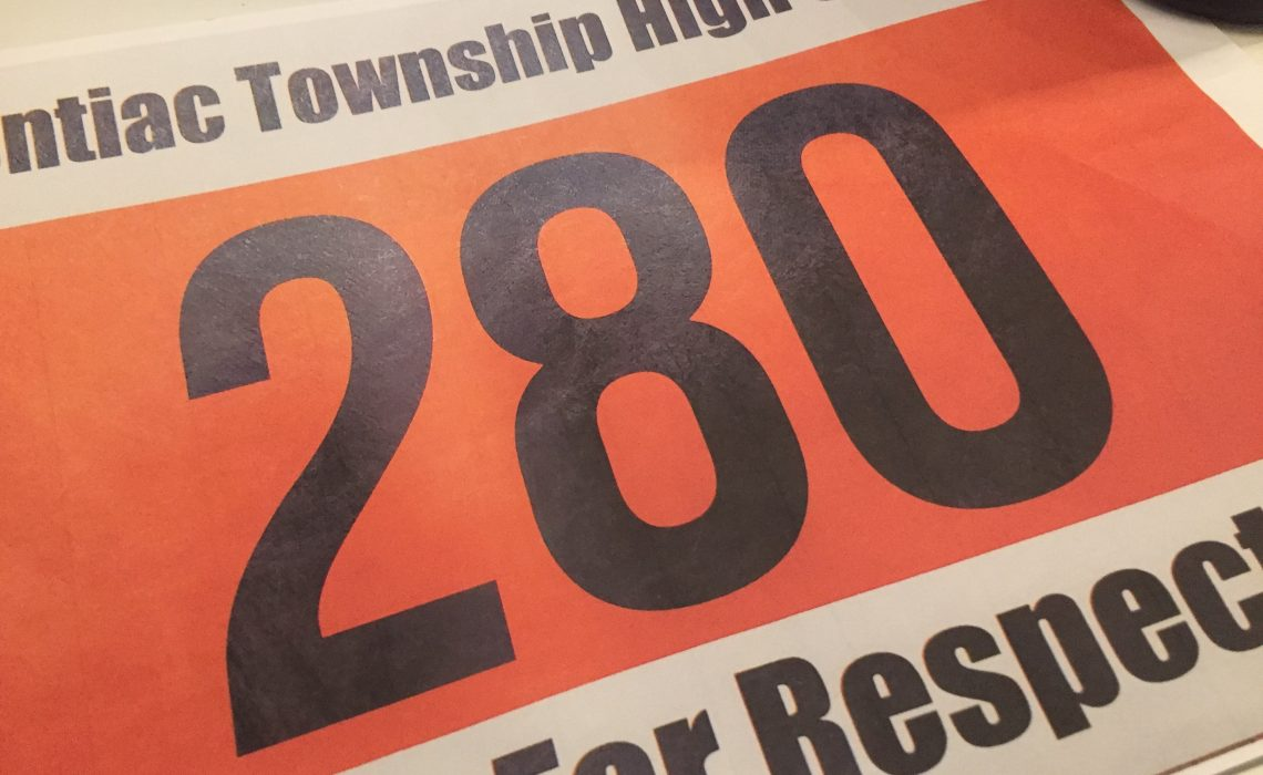 Running….. for Respect..2020