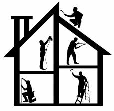 Water damage makes you renovate